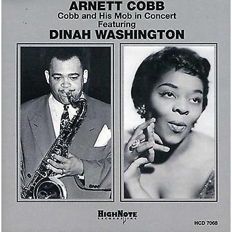 Cobb/Washington - Cobb & His Mob in Concert [CD] USA import