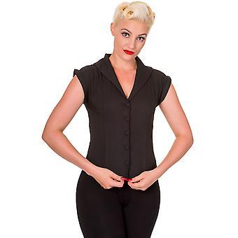 Vietato Black Dream Master con colletto camicia L