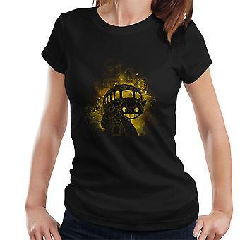 Studio Ghibli Catbus Women's T-Shirt