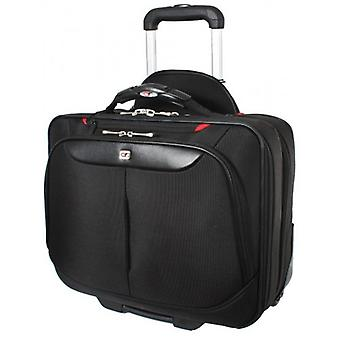 Gino Ferrari Brooklyn 16 tommer hjul Laptop On-Board sag - sort
