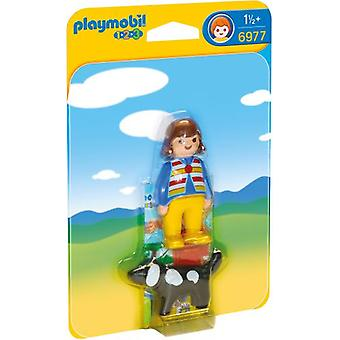 Playmobil 6977 Woman with Dog