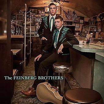 Feinberg Brothers - importation USA Feinberg frères [CD]