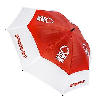 Nottingham Forest Golf parasol