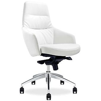 Superstudio Guerade Office Chair White Leatherette