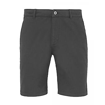 Asquith & Fox Mens Casual Chino Shorts