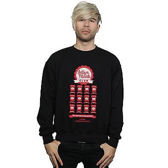 National Lampoon's Christmas Vacation Men's Jelly Club Sweatshirt