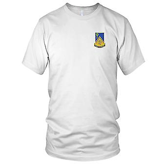 US Army - 125th Infantry Regiment Embroidered Patch - Kids T Shirt
