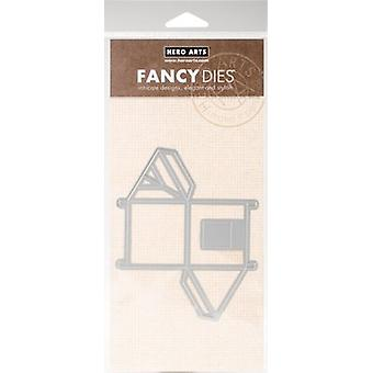 Hero Arts Fancy Dies-Tent DI396
