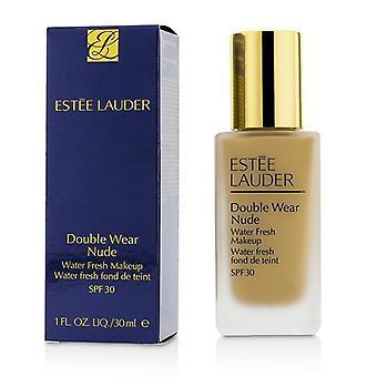 Estee Lauder Double Wear Nude Water Fresh Makeup Spf 30 - # 4n1 Shell Beige - 30ml/1oz
