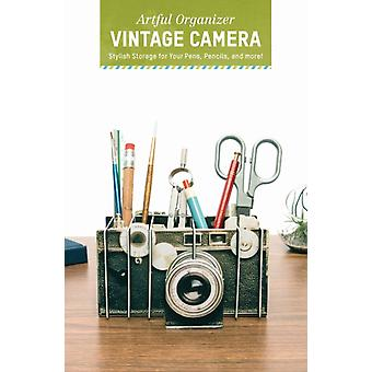 Artful Organizer: Vintage Camera: Stylish Storage for Your Pens Pencils and More! (Hardcover) by Chronicle Books