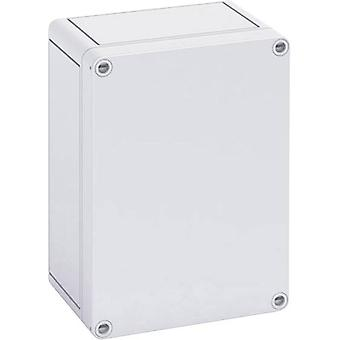 Build-in casing 130 x 180 x 90 Polycarbonate (PC) Light grey Sp