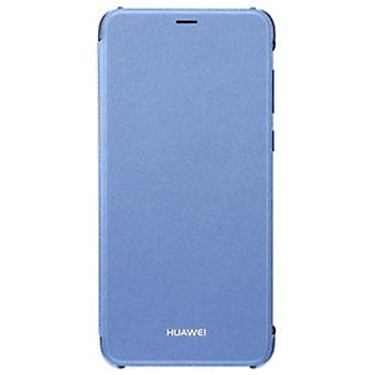 Original Huawei flip cover blue for Huawei enjoy 7S / P smart protective case cover pouch case cover new case