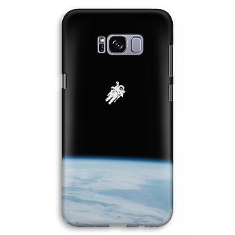 Samsung Galaxy S8 Plus Full Print Case (Glossy) - Alone in Space