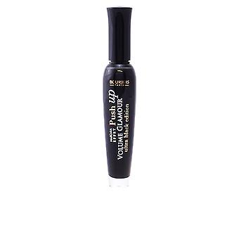 Bourjois Volume Glamour Mascara Effet Push Up Ultra Black 6ml New Make Up Womens