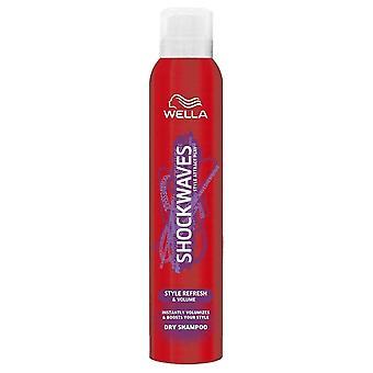 Wella Shockwaves Stil auffrischen trocken-Shampoo