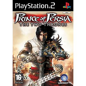 Prince of Persia Two Thrones (PS2)