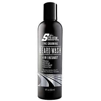 Glanz der Bart Wash 236ml