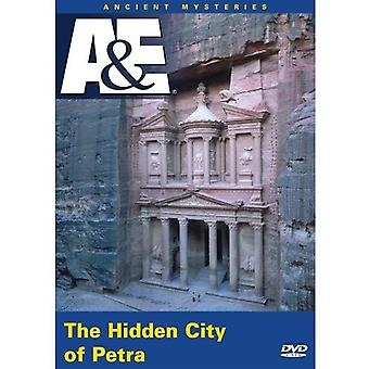 Verborgen stad Petra [DVD] USA import