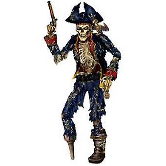 Pirat szkielet przegubowe wyłącznik