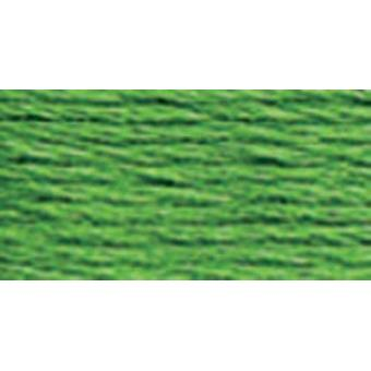 DMC 6-Strand Embroidery Cotton 8.7yd-Kelly Green