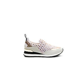 Sneakers White Slip-On Andrea Liu Jo Woman