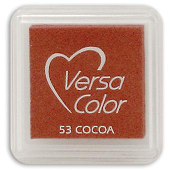 VersaColor Pigment Mini Ink Pad-Cocoa