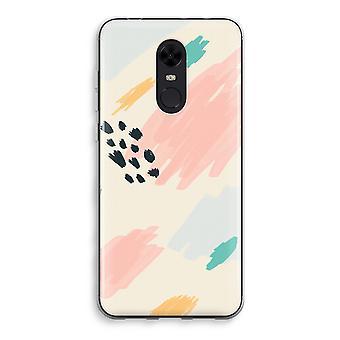 Xiaomi Redmi 5 Transparent Case (Soft) - Sunday Chillings