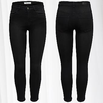JDY Ladies Jeans Pants Skinny Regular Fit Pants Ankle Denim JDYDEBINA Trousers