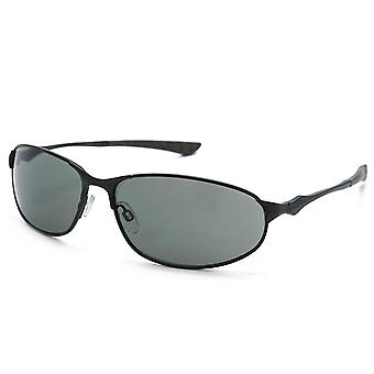 Peter Storm Men's Oval Metal Full Frame Sports Sunglasses