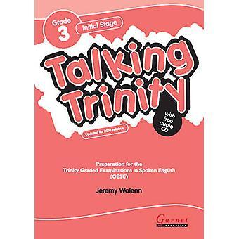 Première étape préparation à l'examen de la Trinité par Jeremy Walenn