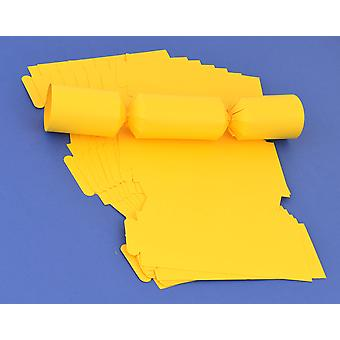 100 MINI Yellow Make & Fill Your Own Cracker Boards