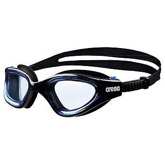 Arena Envision Adult Swimming Goggle- Blue Lens - Blue/Black