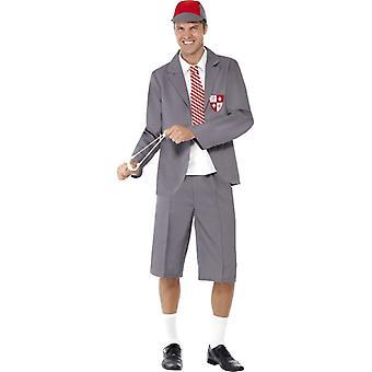 Smiffys skolpojke kostym 3824c95330937