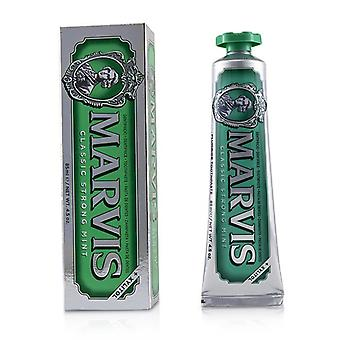 Marvis Classic Strong Mint Toothpaste With Xylitol 85ml/4.5oz