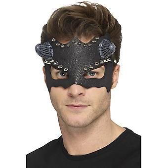 悪魔をちりばめたアイマスク