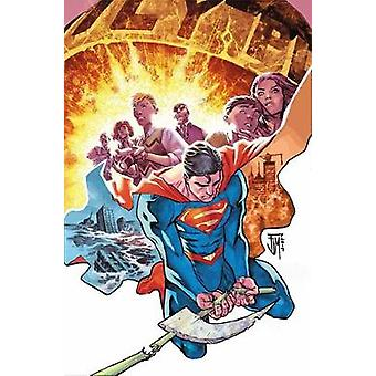 Superman - Action Comics - The Rebirth Deluxe Edition Book 3 by Superma