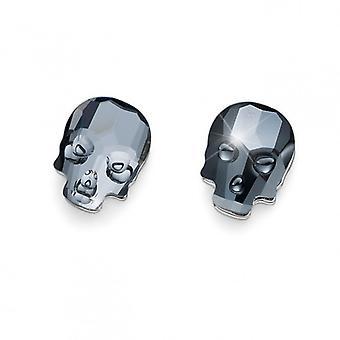 Earring Testina RH silver night