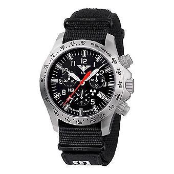KHS watches mens watch platoon chronograph LDR KHS. PCLDR. NXT7