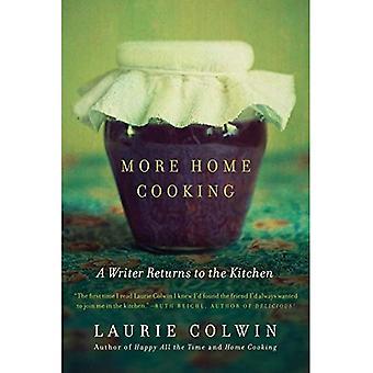 Flere husmandskost: En forfatter vender tilbage til køkkenet
