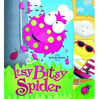 Itsy Bitsy Spider (Nursery Rhymes)