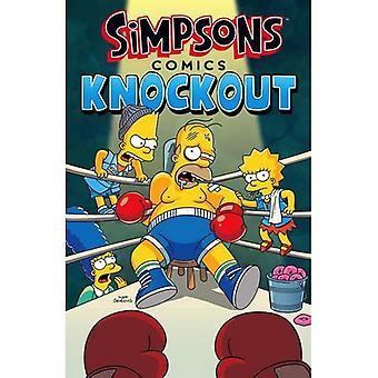 Simpsons Comics-Knockout