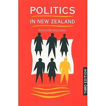 Politik i Nya Zeeland