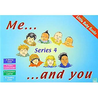Little Baby Books Set 4: Me and My World, Get the Message, Let's Explore, Me and You (Little Baby Books)
