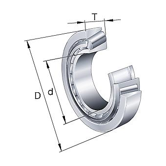 Fag 30206-A Metric Taper Roller Bearing Single Row Type Ts