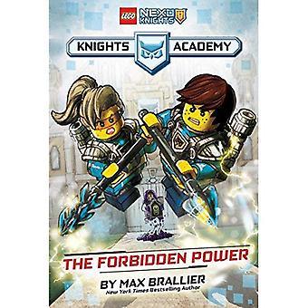 Die verbotene macht (Lego Nexo Ritter: Ritter-Akademie #1) (Lego Nexo Ritter)