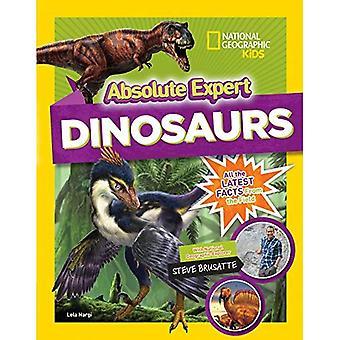 Absolute Expert: Dinosaurussen (Absolute Expert) (Absolute Expert)