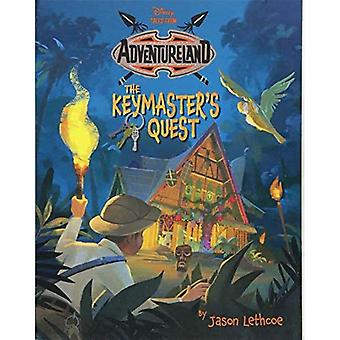 Tales from Adventureland the Keymaster's Quest (Tales from Adventureland)