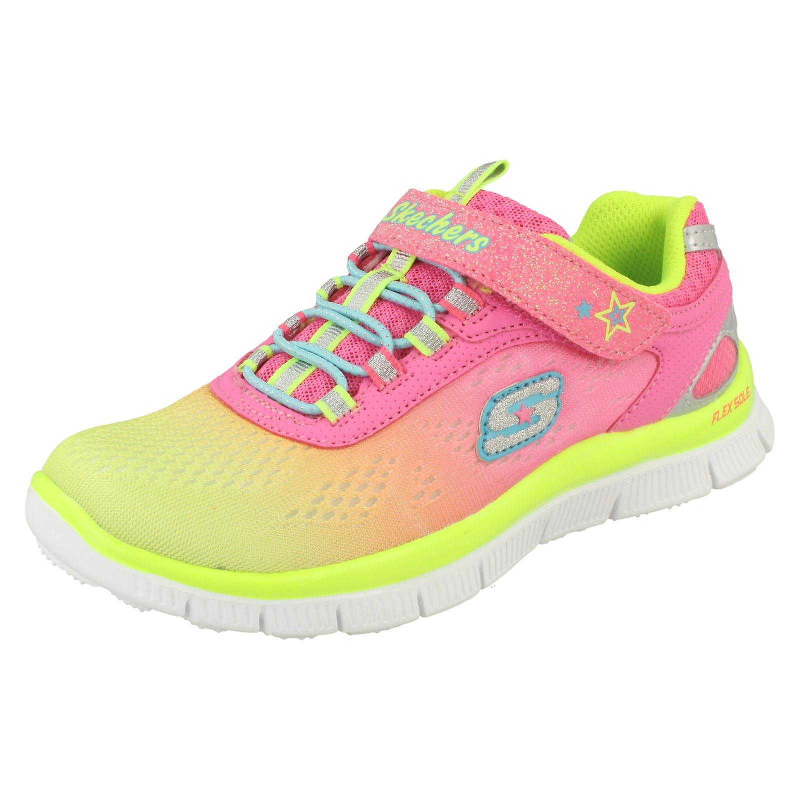 Girls Skechers Trainers Style - Skech Appeal
