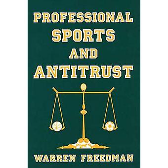 Sports professionnels et Antitrust par Freedman & Warren