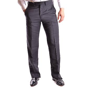 Gianfranco Ferré Grey Wool Pants